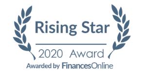 OKKAMI rising star award