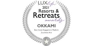 Lux-LifeOKKAMI ベスト・ゲスト・エンゲージメント・プラットフォーム